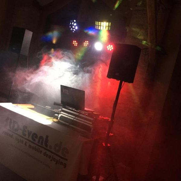 SLD Event – Sound, Light & mobile DJ
